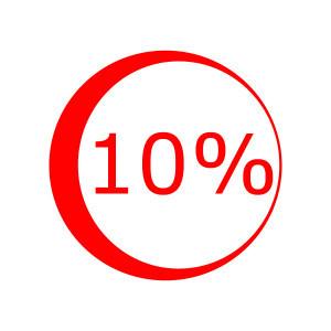 Скидка 10% при заказе на сумму 11 000 руб
