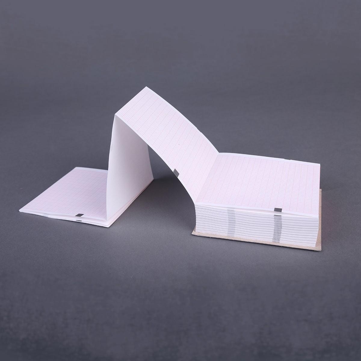 Лента диаграммная складывающаяся термочувствительная