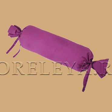Наволочка на подушку ВАЛИК, флис, цвет: в ассортименте