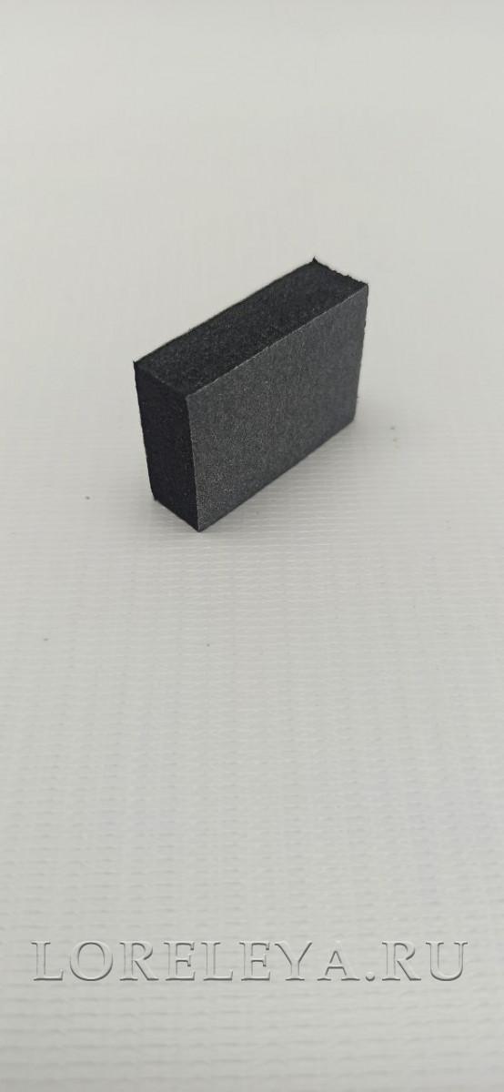 Мини баф-блок серый 180/240 (50 шт)