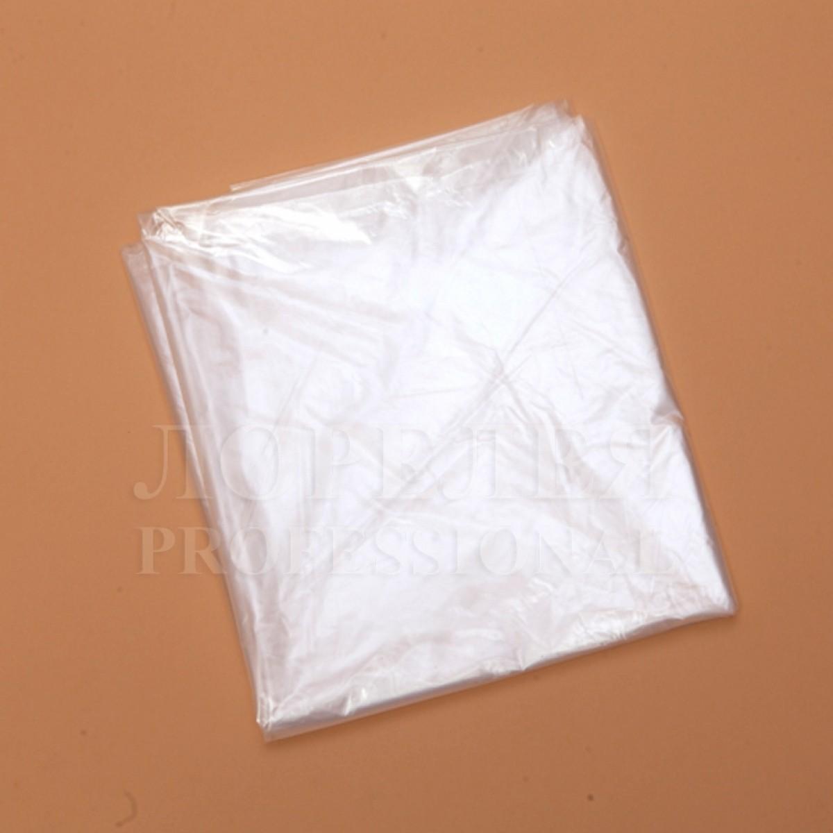 Простыни п/э прозрачная (уп. 20 шт.)