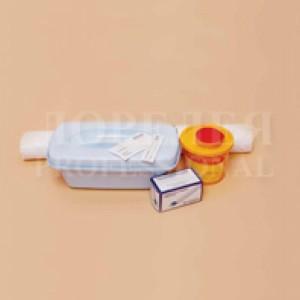 Емкости для дезинфекции, сбора отходов