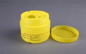 Контейнеры для утилизации острого инструментария
