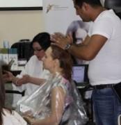 14.05.2013: Мастер-класс «Коммерческие стрижки». Презентация серии ухода за волосами ASP Kitoko.