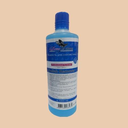Жидкость для снятия лака без ацетона PolishRemover, Dona Jerdona, 1000 мл