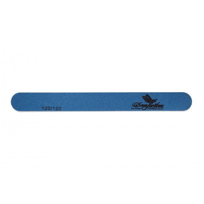 Пилка для ногтей Dona Jerdona 120/120, полукруглая
