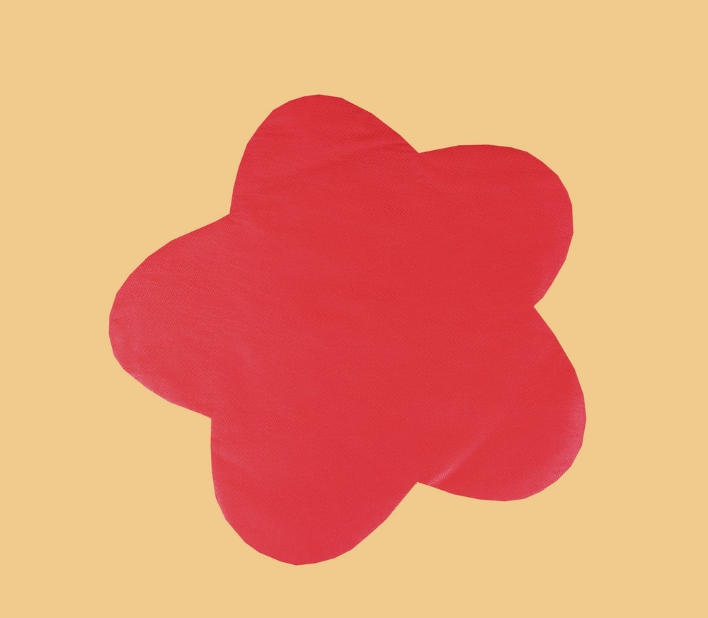 """Коврик """"Цветок"""", СПАНБОНД, цвет: в ассортименте (50 шт)"""