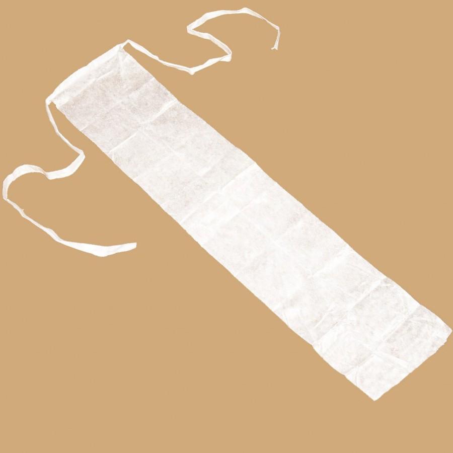 Трусы для индийского массажа, спанлейс (белые)